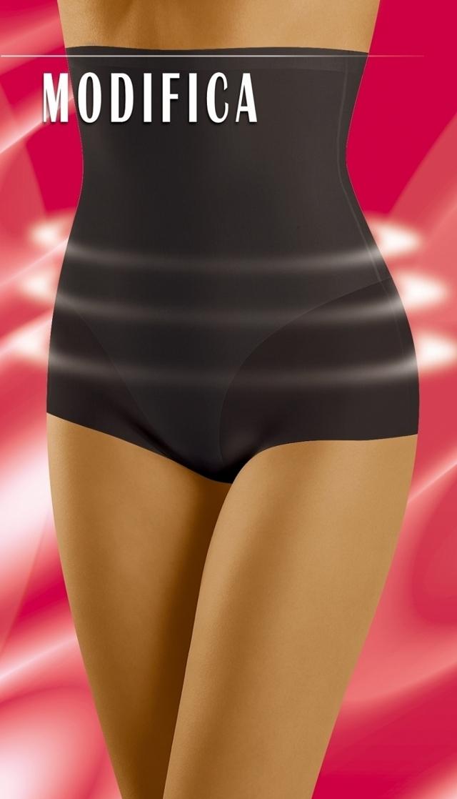 Stahovací kalhotky Modifica black