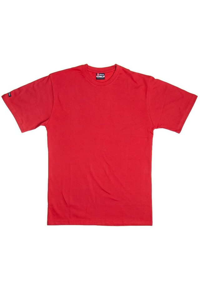 Pánské tričko 19407 red