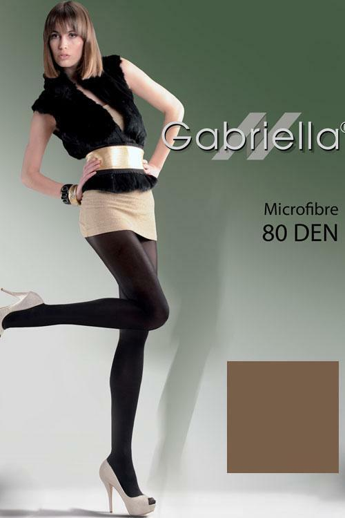Punčochy Gabriella Microfibre 80 Den Code 123