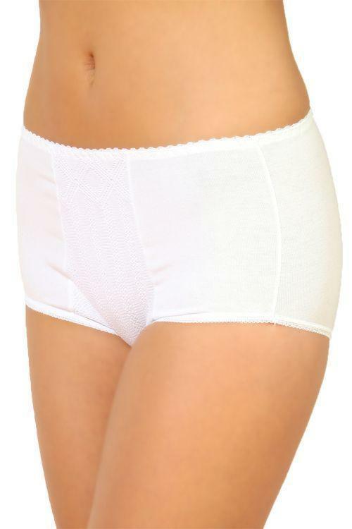 Dámské kalhotky 101 white - M - bílá