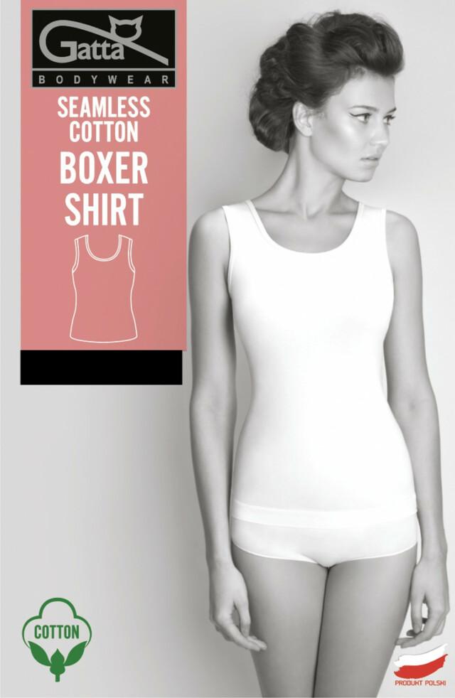 Košilka Gatta Boxer Shirt Cotton 42400 - M - černá