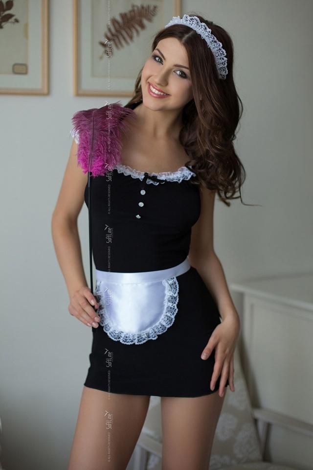 Erotický kostým model 125678 SoftLine Collection - M/L
