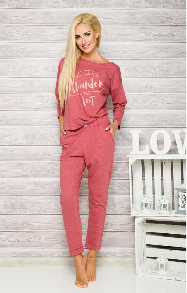 Dámské pyžamo Taro Jurata 1196 dl/r S-XL N