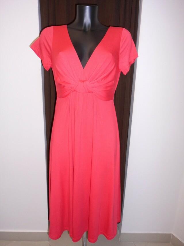 Šaty 4657 - Vamp - S - červená