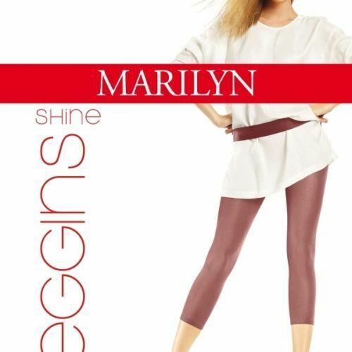 Dámské legíny 247 Short - Marilyn - 1-2 - bílá