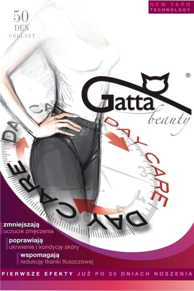 DAY CARE - Dámské punčochové kalhoty thermo - GATTA - sierra - 2-S