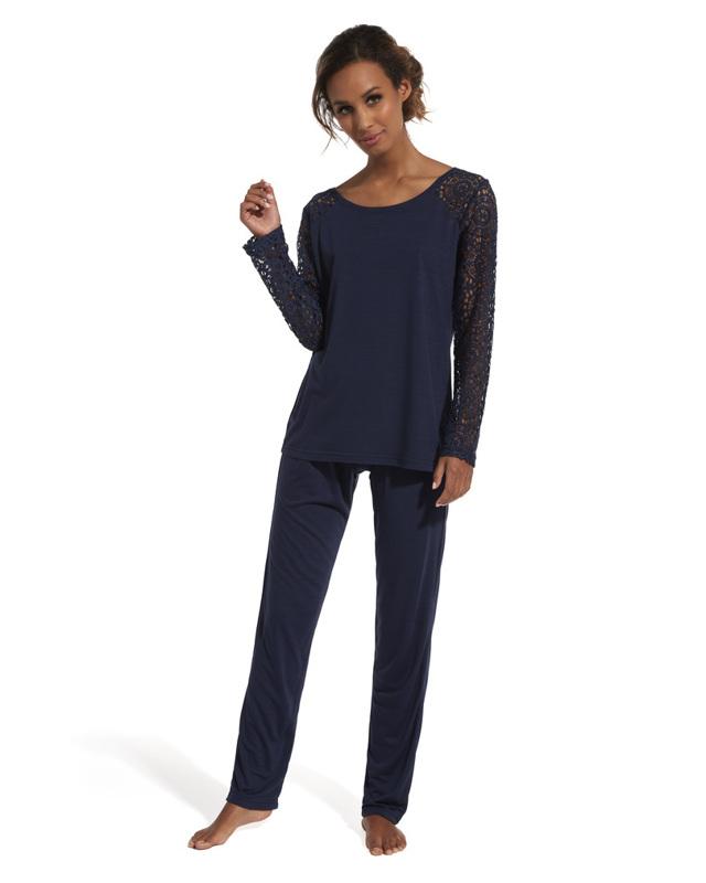 Dámské pyžamo 150/144 LENA - CORNETTE - XL