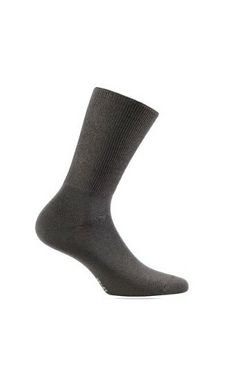 Zdravotní ponožky Wola W 04N06 Relax - 36-38 - šedá