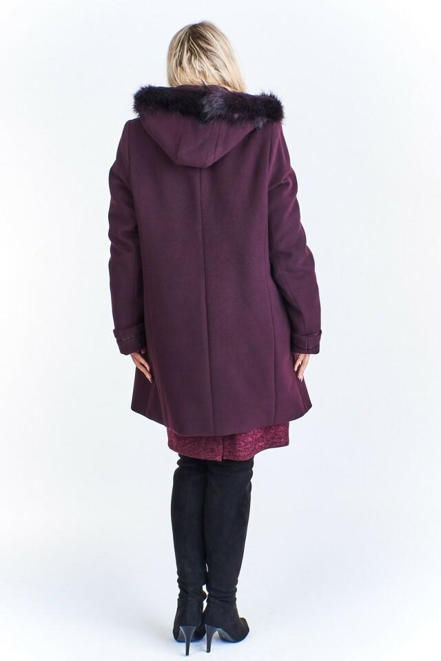 Dámský kabát s podšívkou OLA