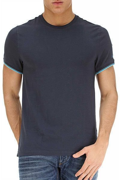 Tričko 58216Z3 - Calvin Klein - M - modrá