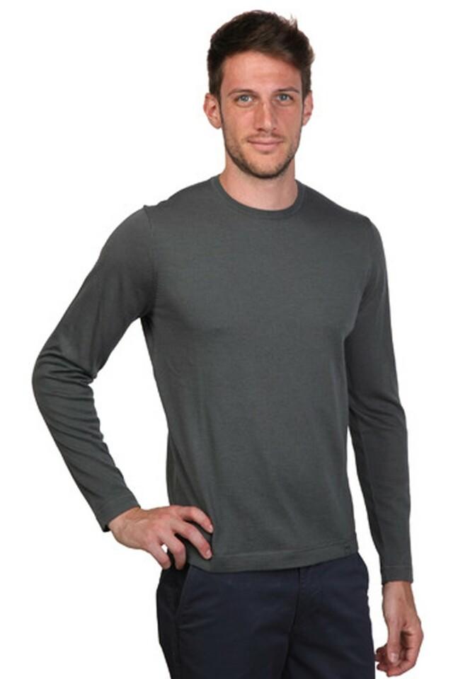 Pánské tričko 214 graphite