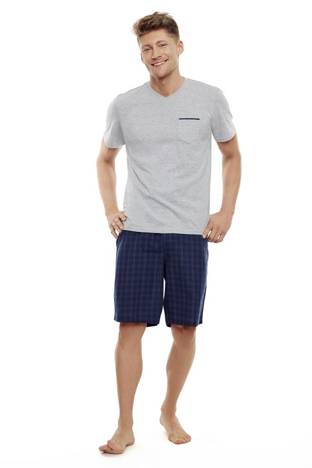 Pánské pyžamo TREK 35712 - HENDERSON - 2XL