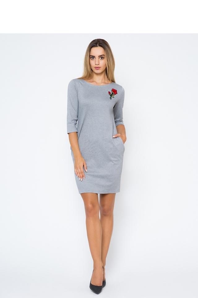 Společenské šaty model 102763 Bass - 42