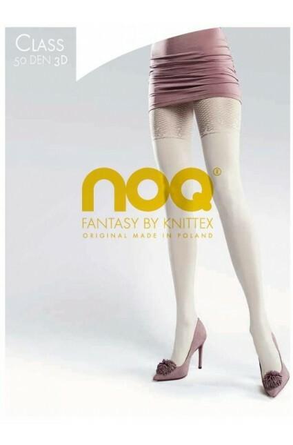 Dámské punčochy Class 50 den 3D NOQ - Knittex
