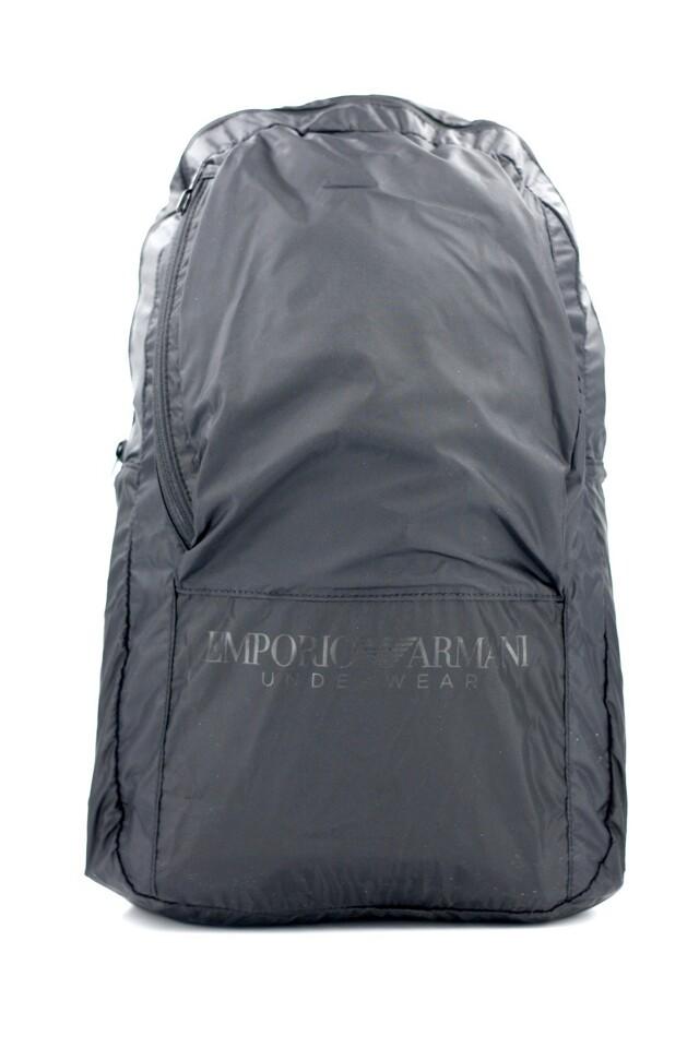 Sportovní batoh 980978 - Emporio Armani - uni - černá