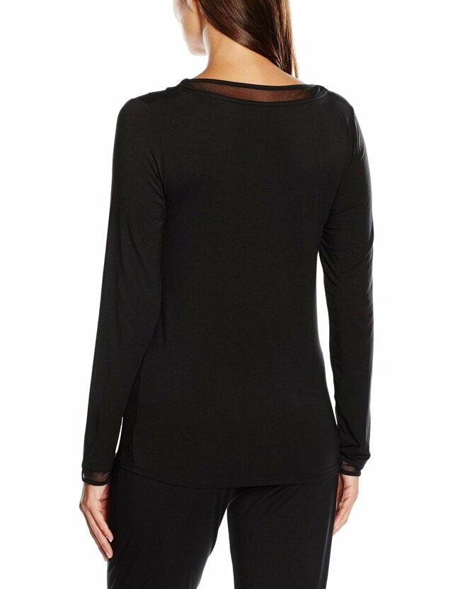 Dámské tričko QS5306E - Calvin Klein - L - fialová