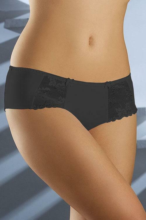Kalhotky mini bikini BBL 025 - Babell - S - černá