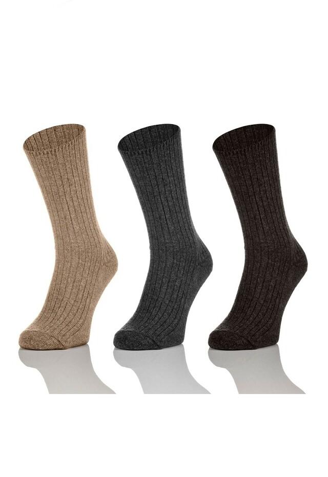 Ponožky Tak Merino Line 1085 - 38-40 - černá