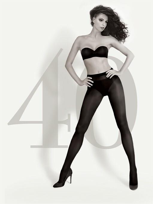 Punčochové kalhoty Classic Line 40 den - 2-S - odstín béžové