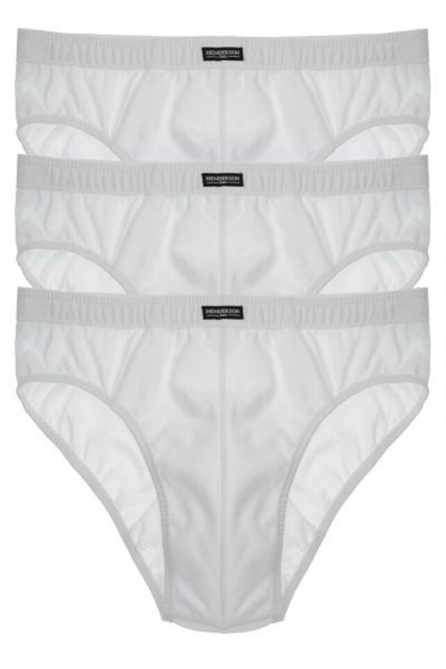 3pack pánských slipů 1446 white