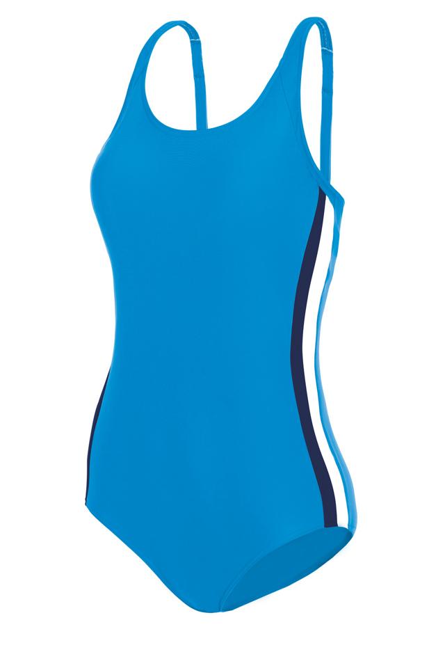 Dámské jednodílné plavky Self S 35 P