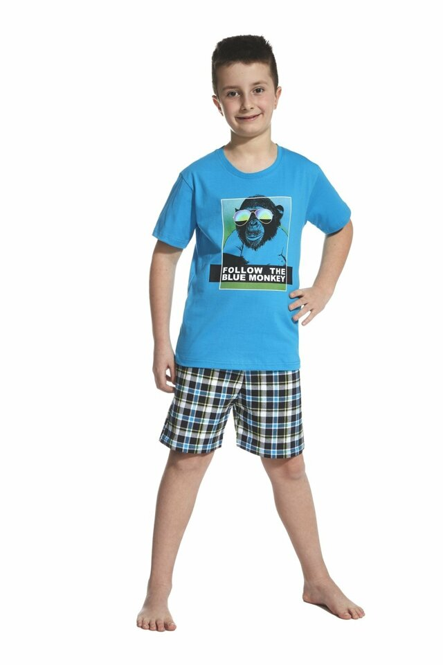 Chlapecké pyžamo 790/55 Blue monkey