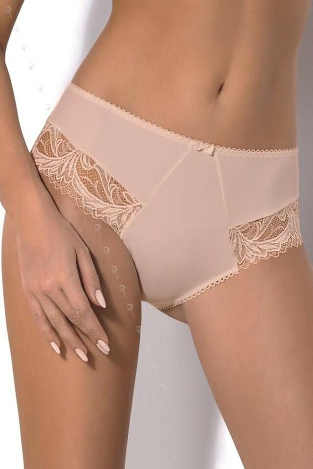 Dámské kalhotky 360 Sara beige - XL - béžová