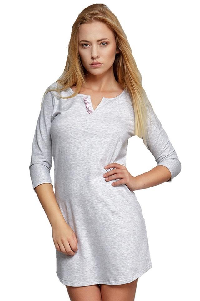 Dámská bavlněná noční košilka Sweet dreams