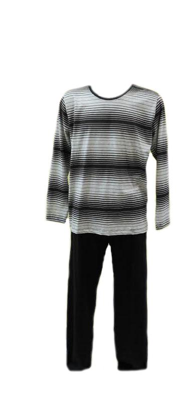 Pánské pyžamo 4567 - Gazzaz - XL - modrá