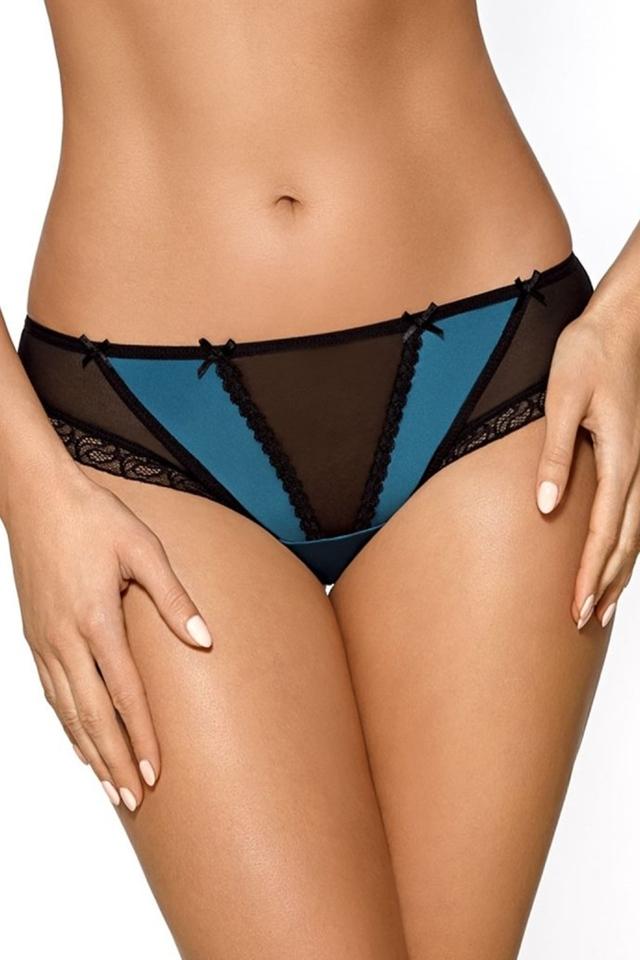 Dámské kalhotky 1733 Equinox - M - modrá