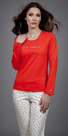 Dámské tričko 1780 - Vamp - S - oranžová