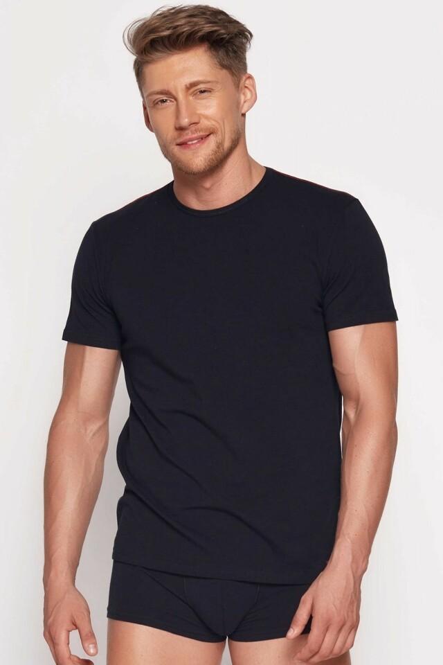Pánské tričko 18731 black