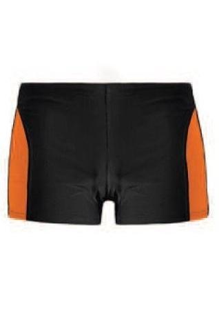 Pánské plavky boxerky David černé