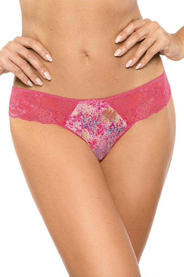 Dámské kalhotky Gorteks Latina/F - 40 - růžová