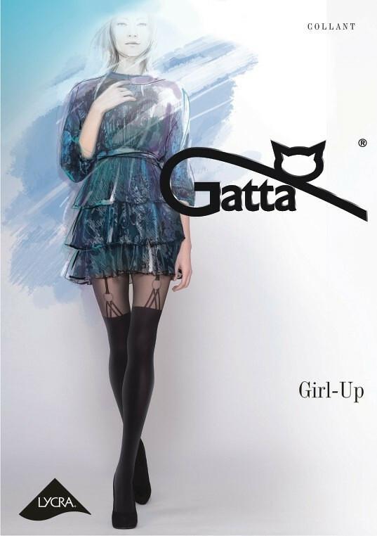 Punčochové kalhoty Gatta Girl-Up nr 26