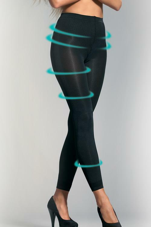 Legíny Mitex Elite - L - černá
