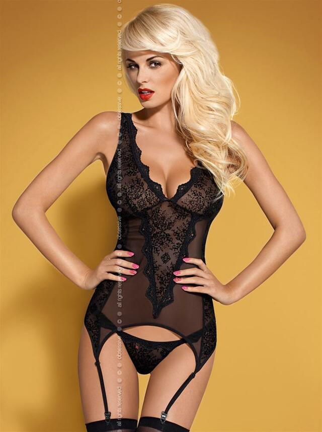 Korzet Emperita corset - Obsessive