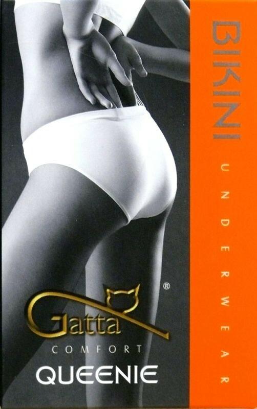 Kalhotky Gatta Bikini Queenie - L - bílá