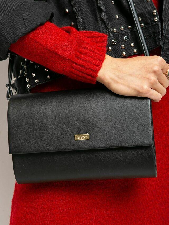 Černá kabelka - ONE SIZE