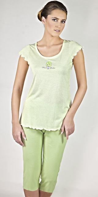 Pyžamo 9302 - Vamp - XL - šedá