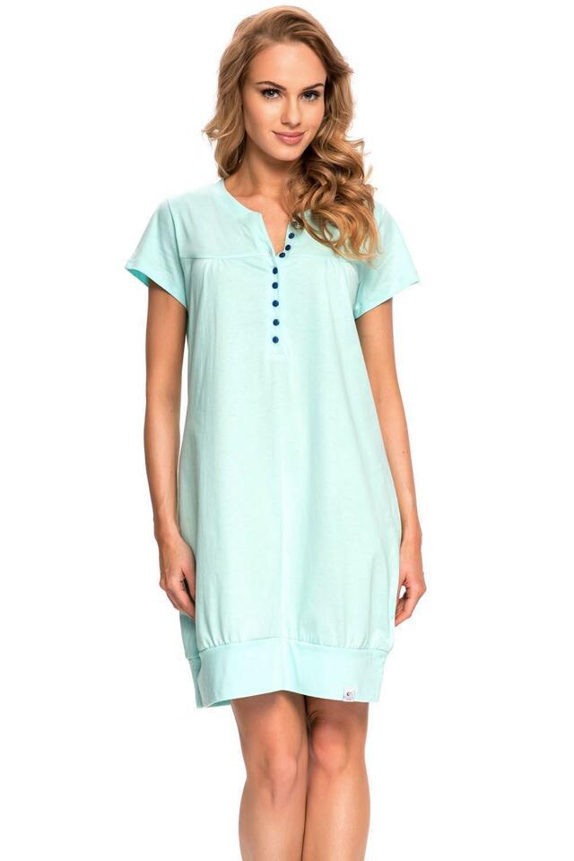 Košile Dn-nightwear TM.5009 - XL - sweet pink