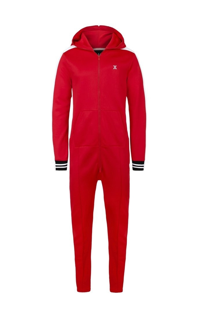 OnePiece Grand Slam 1980 Red - M