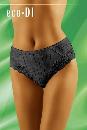 Kalhotky Wol-Bar Eco-Di - M - černá