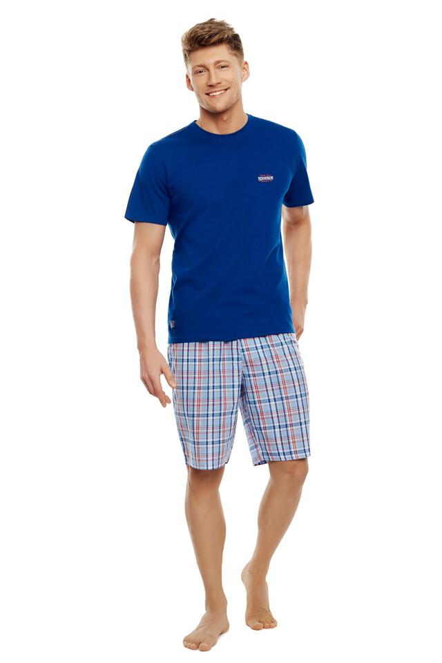 Pánské pyžamo Henderson 35713 Tope kr/r