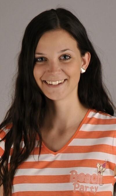 Dámské pyžamo kapri Beach party - oranžová S