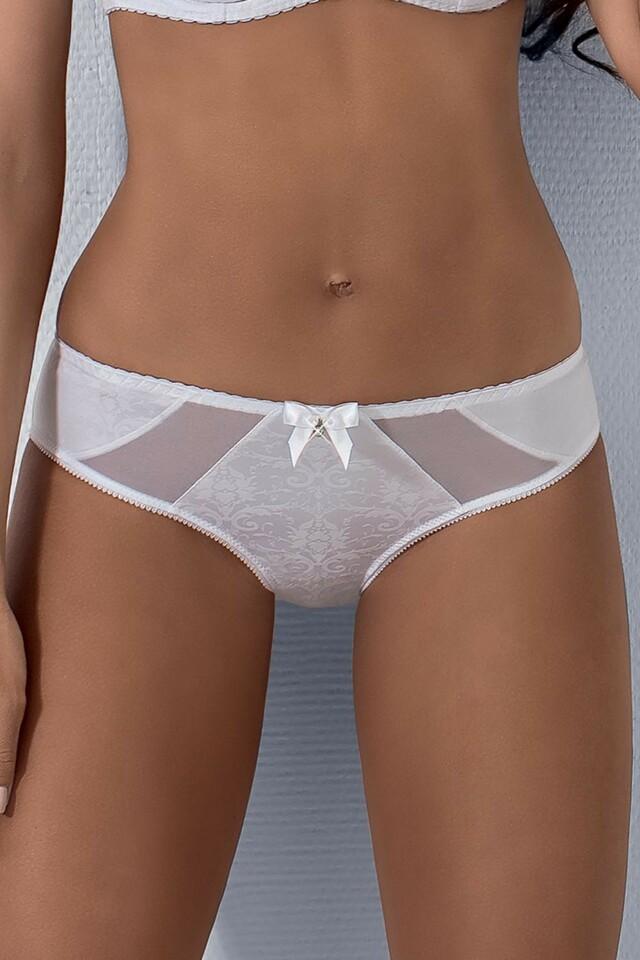 Klasické kalhotky Mat 065/5 Debby - 36 - bílá