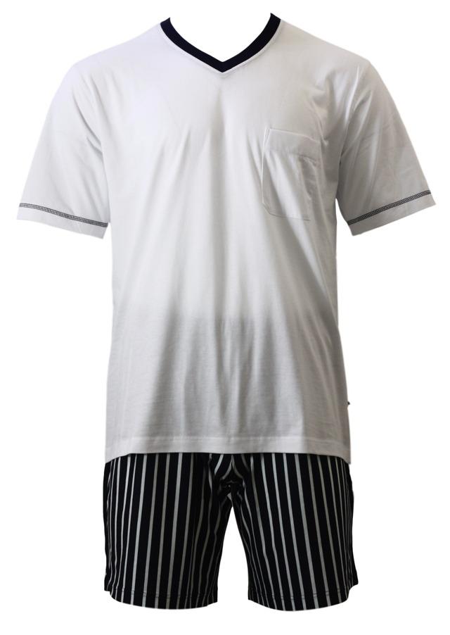 Pánské pyžamo Michalio V KR - Favab