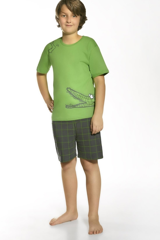 Chlapecké pyžamo 789/34 Kids Hungry Crocodile