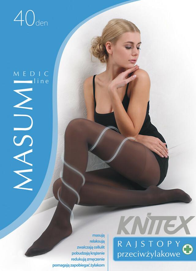 Punčochové kalhoty Masumi 40 DEN - Knittex