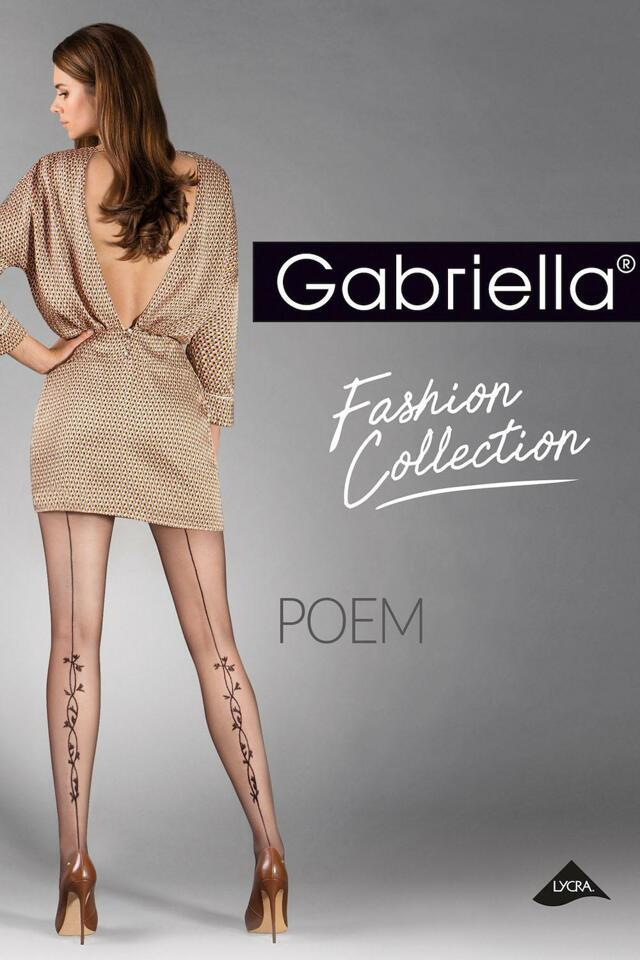 Punčochové kalhoty Gabriella Poem code 384